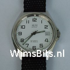 watch alsi automatic 2824-2 front
