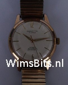 watch onsetta 17 jewels incablok front