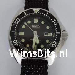 watch seiko professional 150 2205-0760 front